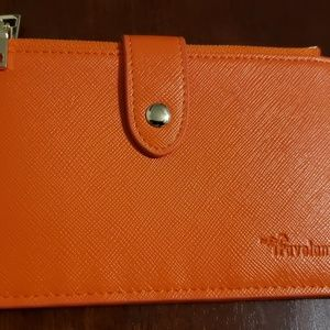 New never used Travelambo card wallet